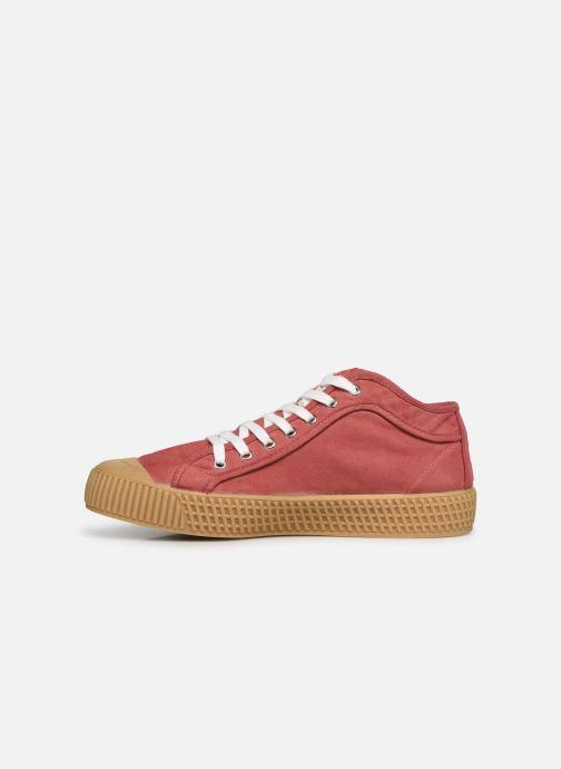 Sneakers Pepe jeans In-G Hi Man Rood voorkant
