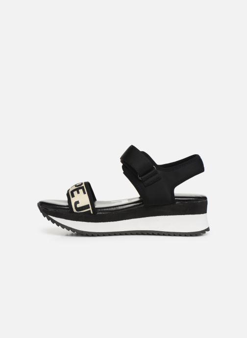Sandales et nu-pieds Pepe jeans Fuji Mania Noir vue face
