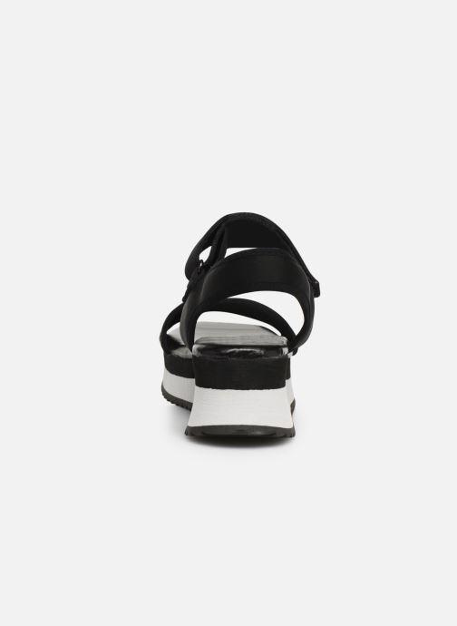 Sandales et nu-pieds Pepe jeans Fuji Mania Noir vue droite
