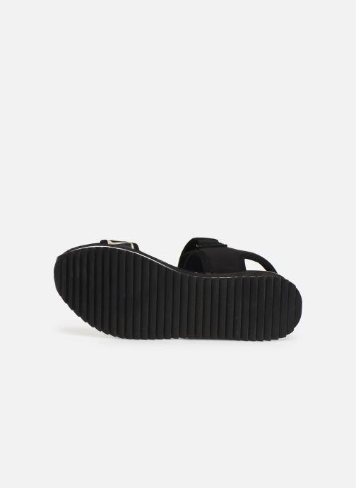 Sandales et nu-pieds Pepe jeans Fuji Mania Noir vue haut