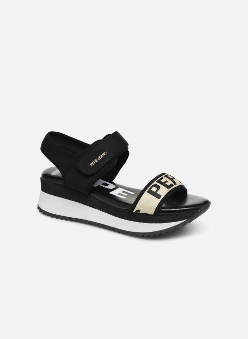 Sandales et nu-pieds Pepe jeans Fuji Mania Noir vue détail/paire
