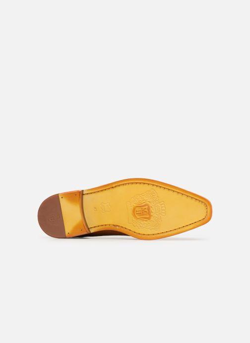 Zapatos con cordones Melvin & Hamilton Alex 10 Marrón vista de arriba