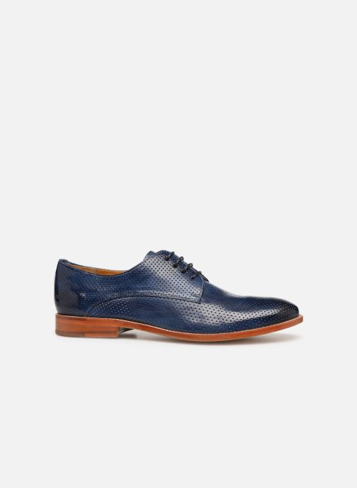 Lace-up shoes Melvin & Hamilton Amelie 14 Blue back view
