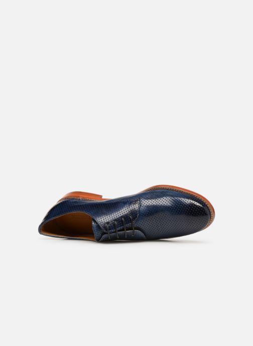 Chaussures à lacets Melvin & Hamilton Amelie 14 Bleu vue gauche