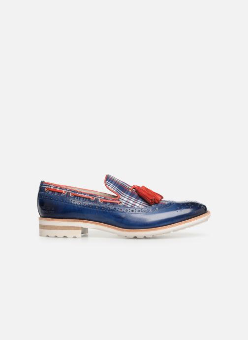 Loafers Melvin & Hamilton Eddy 16 Blue back view
