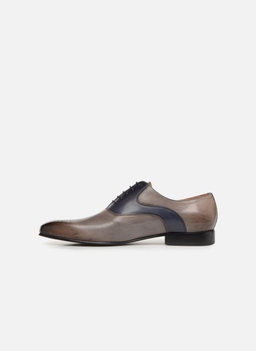 Chaussures à lacets Melvin & Hamilton Ethan 11 Gris vue face