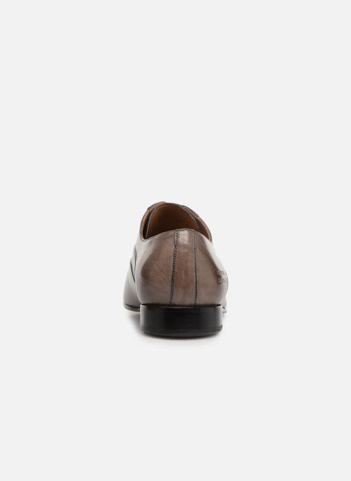 Chaussures à lacets Melvin & Hamilton Ethan 11 Gris vue droite