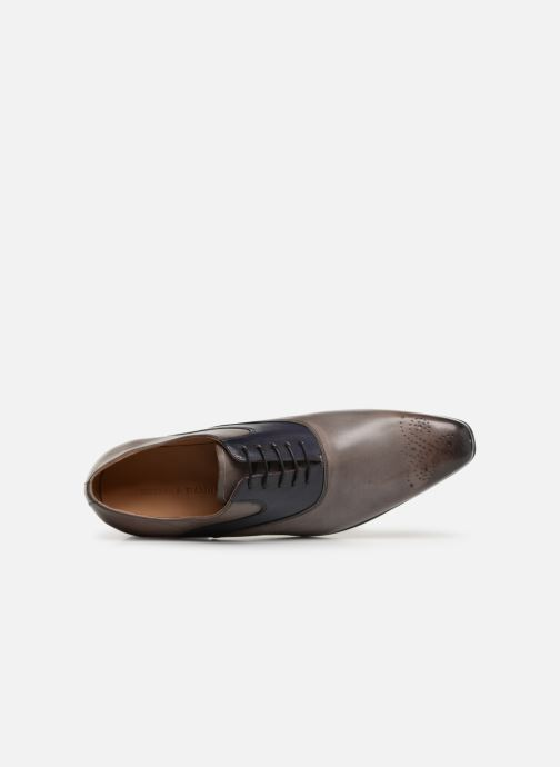 Chaussures à lacets Melvin & Hamilton Ethan 11 Gris vue gauche