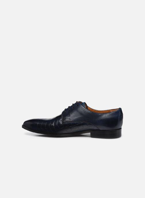 Chaussures à lacets Melvin & Hamilton Greg 4 Bleu vue face