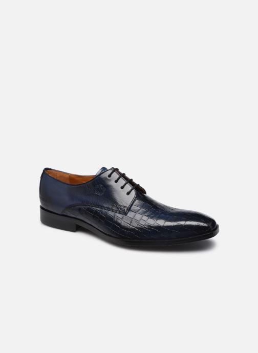 Chaussures à lacets Melvin & Hamilton Greg 4 Bleu vue détail/paire