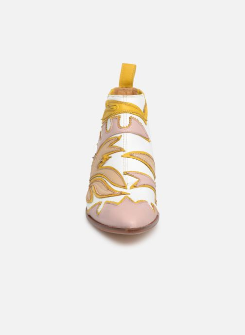 White Off Nat Yellow Ls Jessy Melvinamp; 42 NappaRose Hamilton Beige Elas n0yvwOm8PN