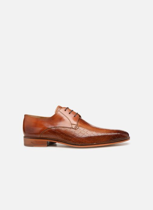 Zapatos con cordones Melvin & Hamilton Lance 8 Marrón vistra trasera