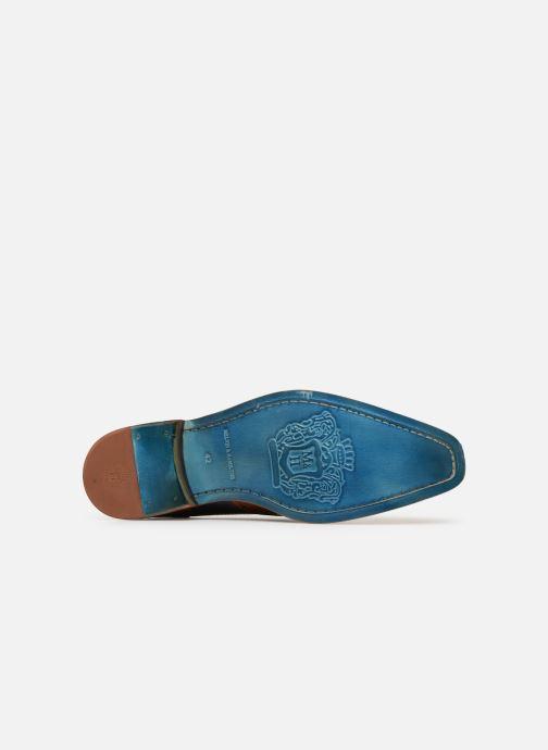 Zapatos con cordones Melvin & Hamilton Martin 15 Marrón vista de arriba