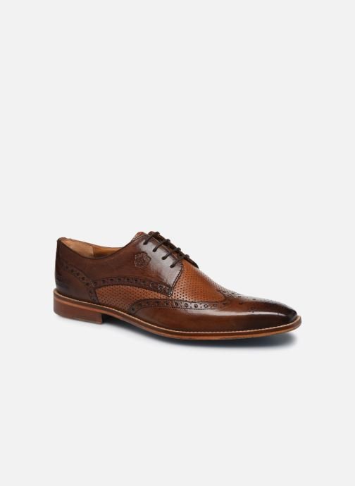 Zapatos con cordones Melvin & Hamilton Martin 15 Marrón vista de detalle / par