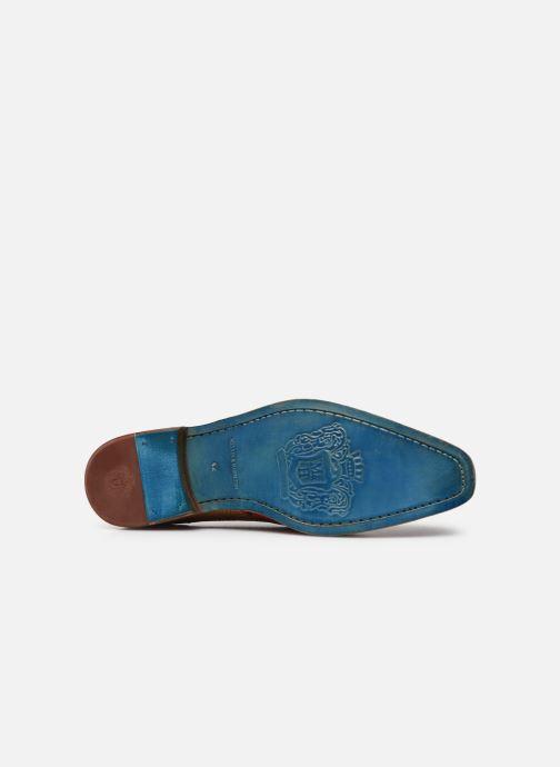 Zapatos con cordones Melvin & Hamilton Martin 15 Rojo vista de arriba