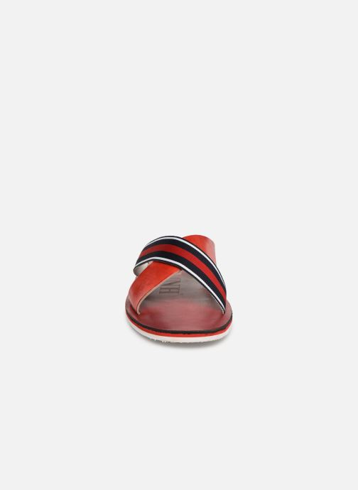 Melvin & Hamilton Sam 5 (rouge) - Sandales Et Nu-pieds Chez