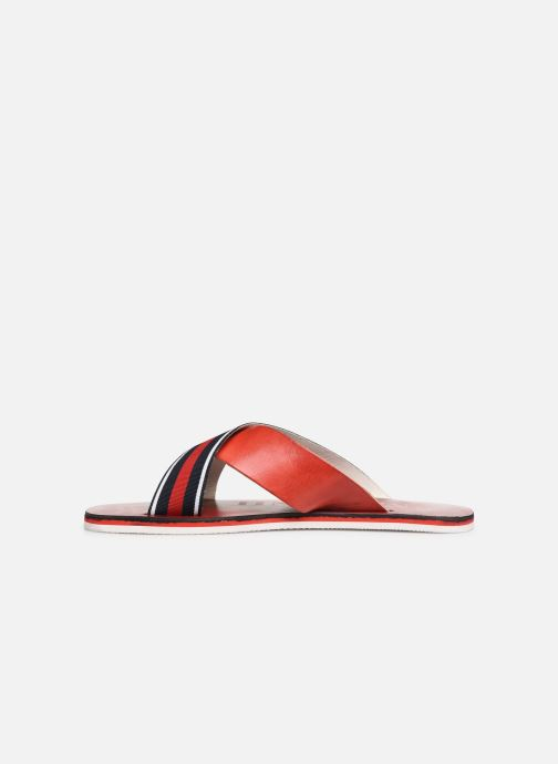 Sandals Melvin & Hamilton Sam 5 Red front view