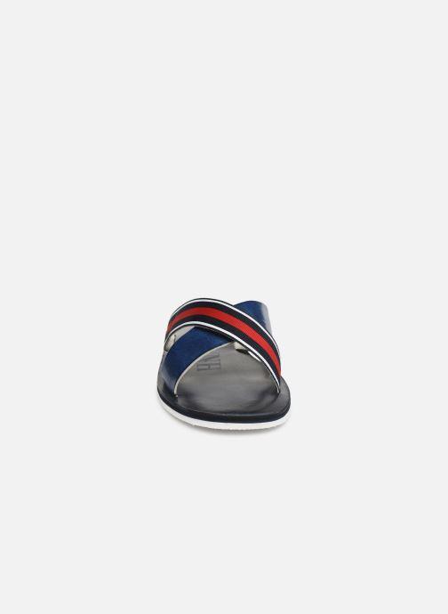 Sandales et nu-pieds Melvin & Hamilton Sam 5 Bleu vue portées chaussures