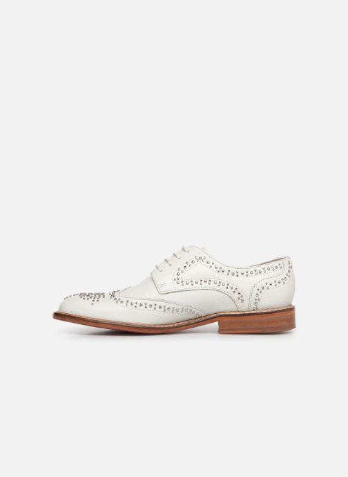 Chaussures à lacets Melvin & Hamilton Sandy 1 Blanc vue face