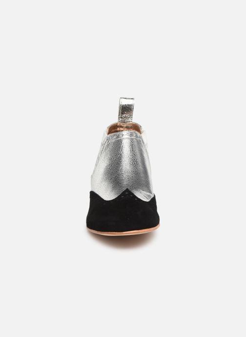 Bottines et boots Melvin & Hamilton Sonia 3 Argent vue portées chaussures