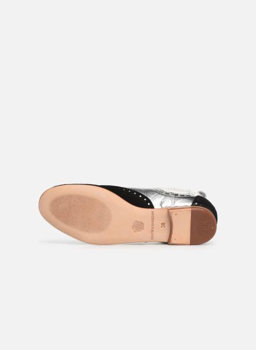 Stiefeletten & Boots Melvin & Hamilton Sonia 3 silber ansicht von oben