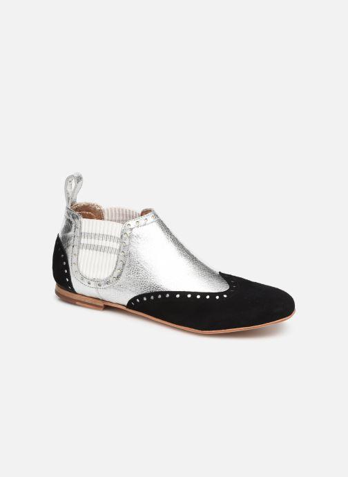 Bottines et boots Melvin & Hamilton Sonia 3 Argent vue détail/paire