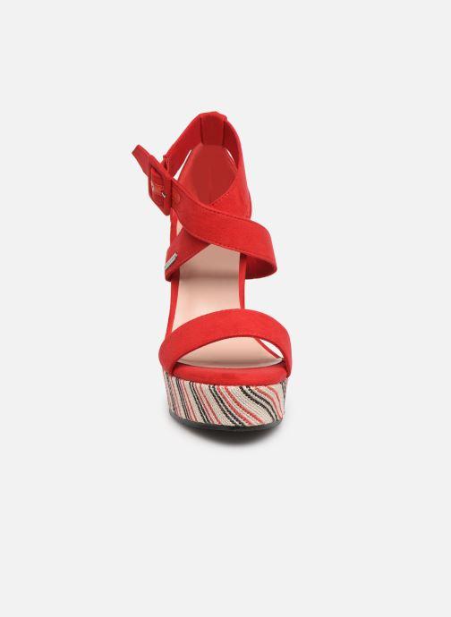 Sandales et nu-pieds Pepe jeans Ohara Smart Rouge vue portées chaussures