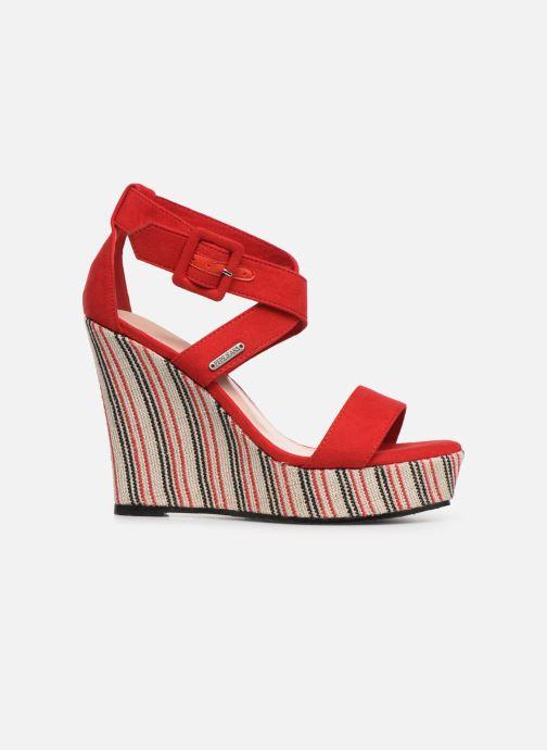 Sandales et nu-pieds Pepe jeans Ohara Smart Rouge vue derrière