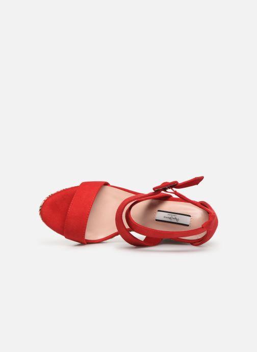 Sandales et nu-pieds Pepe jeans Ohara Smart Rouge vue gauche