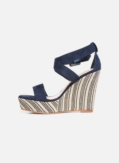 Sandales et nu-pieds Pepe jeans Ohara Smart Bleu vue face