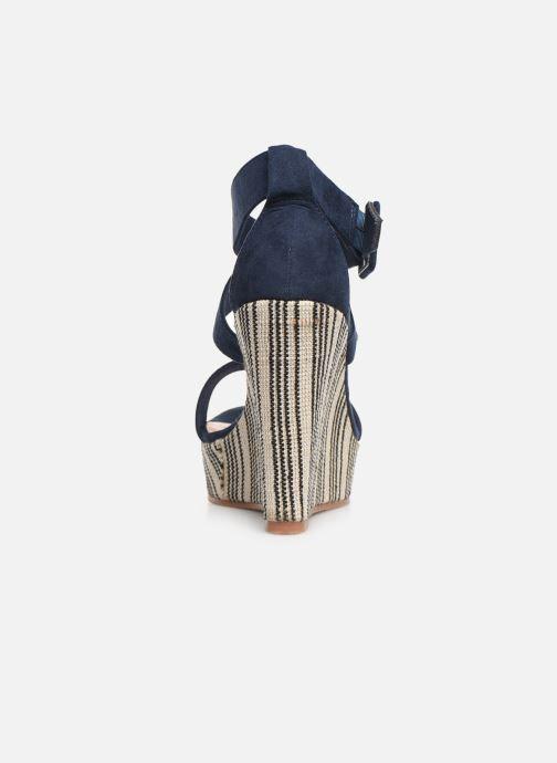 Sandales et nu-pieds Pepe jeans Ohara Smart Bleu vue droite