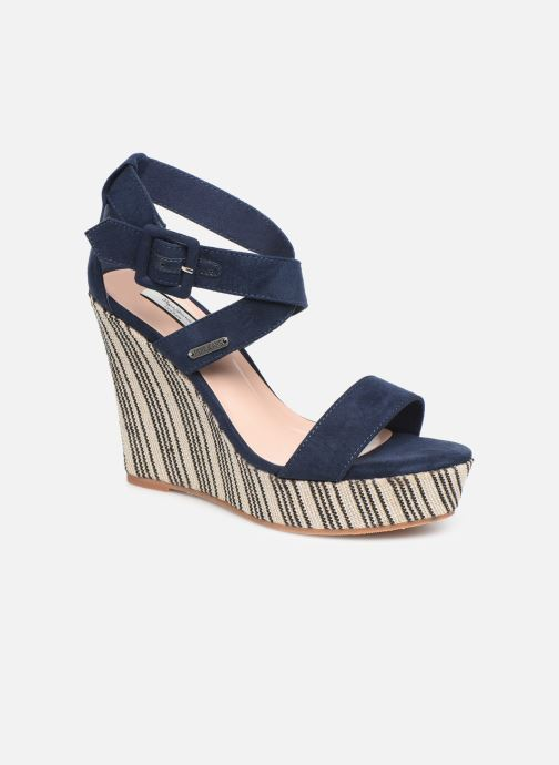 Sandales et nu-pieds Pepe jeans Ohara Smart Bleu vue détail/paire