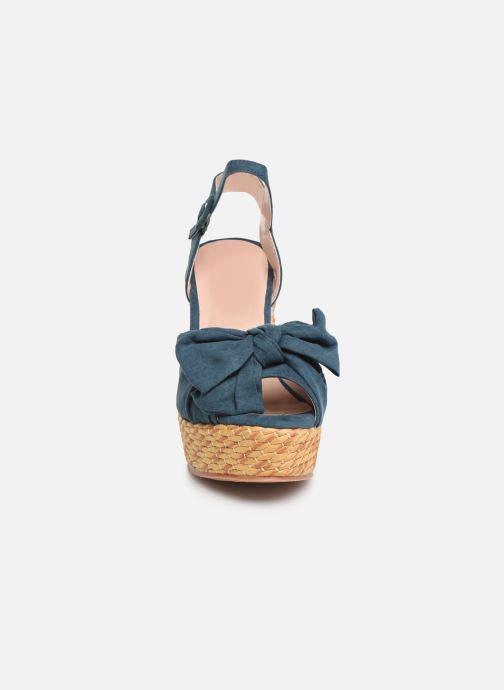 Sandales et nu-pieds Pepe jeans Ohara Natural Bleu vue portées chaussures