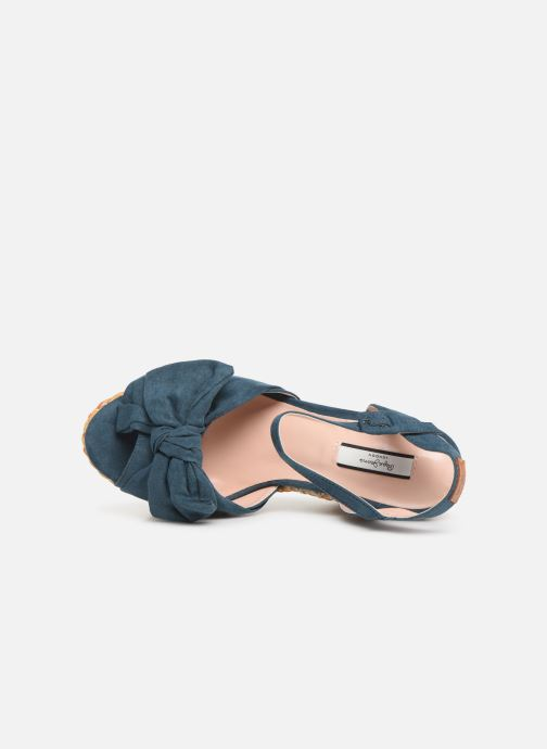 Sandales et nu-pieds Pepe jeans Ohara Natural Bleu vue gauche