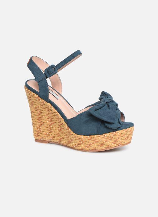 Sandales et nu-pieds Pepe jeans Ohara Natural Bleu vue détail/paire