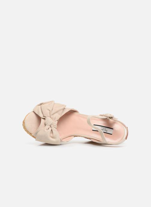 Sandales et nu-pieds Pepe jeans Ohara Natural Beige vue gauche