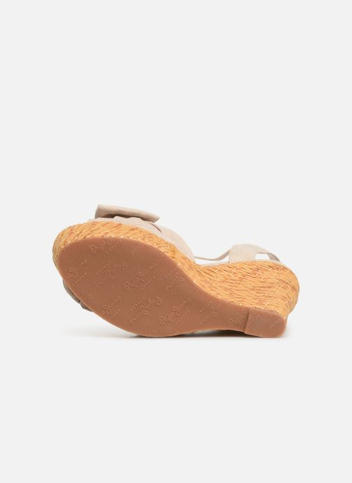 Sandales et nu-pieds Pepe jeans Ohara Natural Beige vue haut