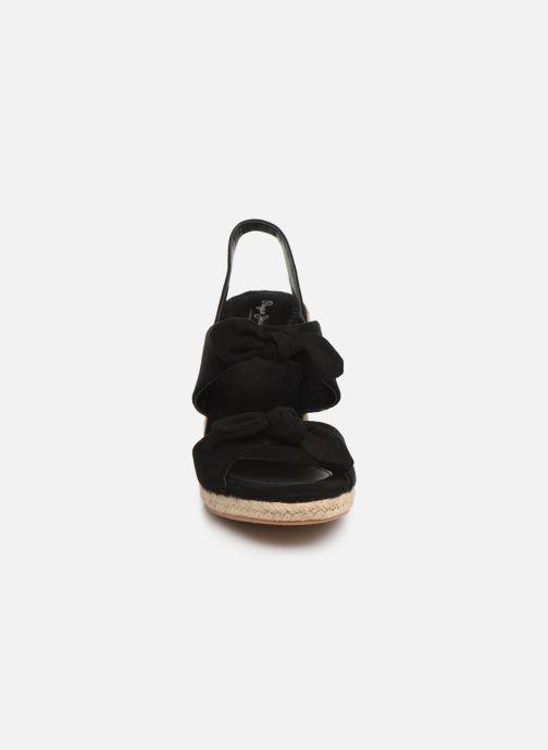 Sandales et nu-pieds Pepe jeans Shark Honey Noir vue portées chaussures