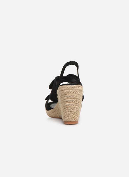 Sandales et nu-pieds Pepe jeans Shark Honey Noir vue droite