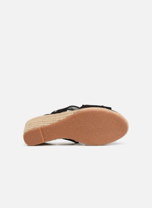 Sandales et nu-pieds Pepe jeans Shark Honey Noir vue haut