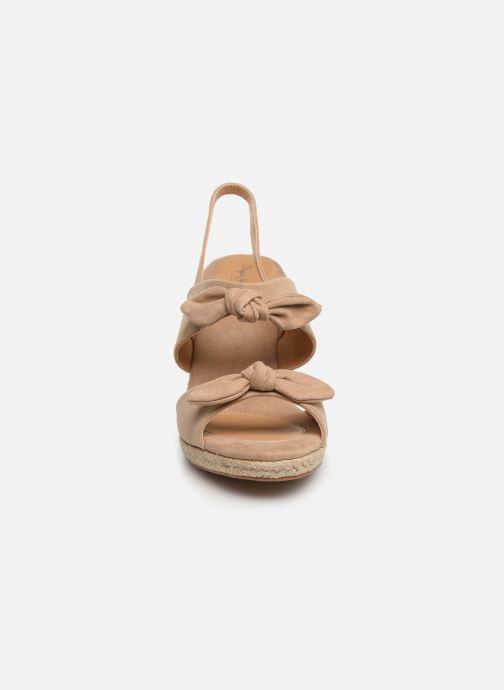Sandales et nu-pieds Pepe jeans Shark Honey Beige vue portées chaussures