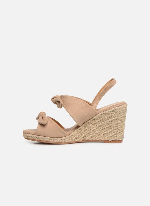Sandales et nu-pieds Pepe jeans Shark Honey Beige vue face