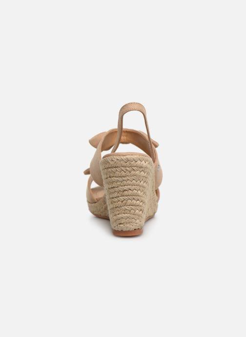 Sandales et nu-pieds Pepe jeans Shark Honey Beige vue droite
