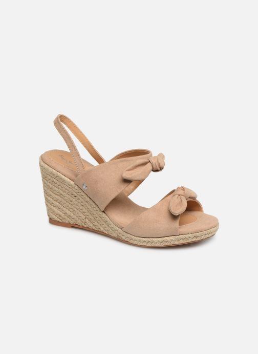 Sandales et nu-pieds Pepe jeans Shark Honey Beige vue détail/paire