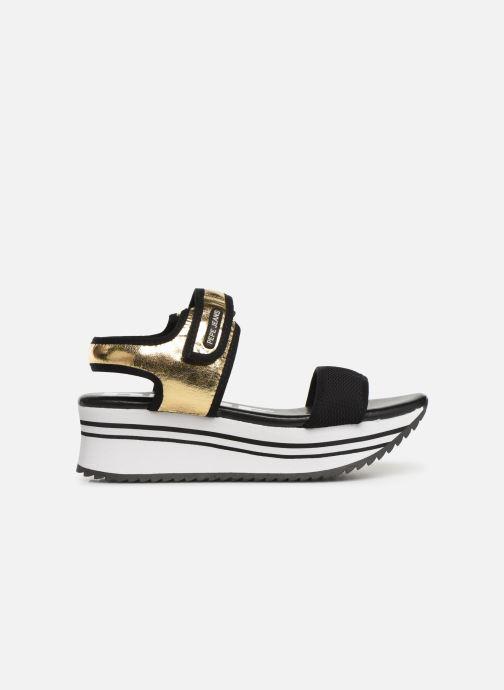 Sandales et nu-pieds Pepe jeans Fuji Metal Or et bronze vue derrière
