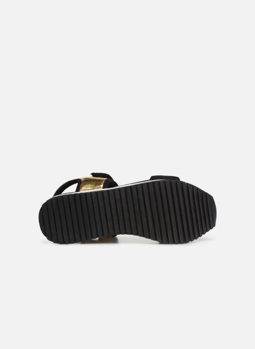 Sandales et nu-pieds Pepe jeans Fuji Metal Or et bronze vue haut