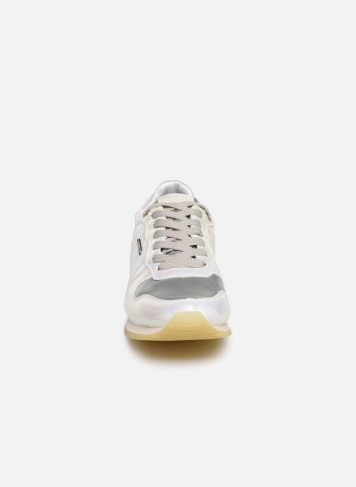 Sneakers Pepe jeans Gable Reflect Mad Zilver model