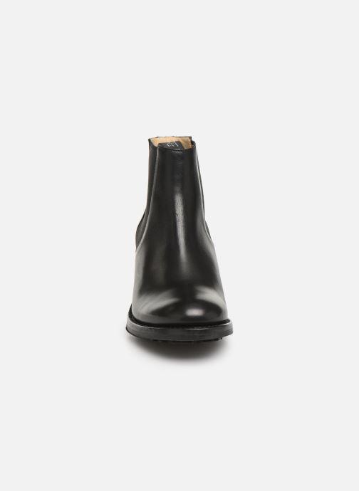 Bottines et boots Free Lance Daytona 7 Chelsea Boot Noir vue portées chaussures