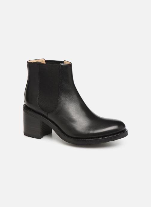 Bottines et boots Free Lance Daytona 7 Chelsea Boot Noir vue détail/paire
