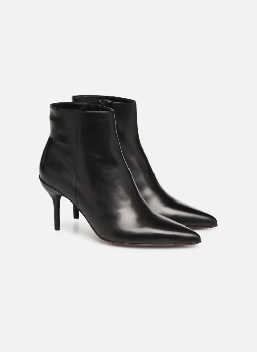 Lance Boots Et Zip 7 Bottines Jonie noir Free 358824 Boot Chez dx8Sdn